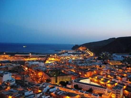 Almeria là một thành phố hiện đại và đầy sức sống trong lòng sự cổ kính