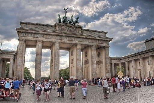 Du lịch các nước Châu Âu không biên giới
