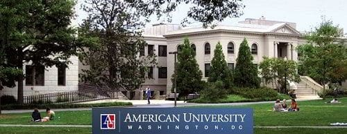 Học bổng cử nhân lãnh đạo quốc tế đại học Mỹ American University