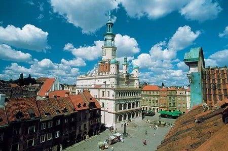 Môi trường khí hậu tại Ba Lan