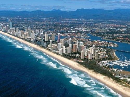 Thành phố biển Gold Coast
