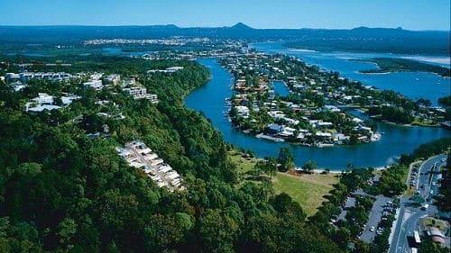 Thành phố biển Sunshine Coast