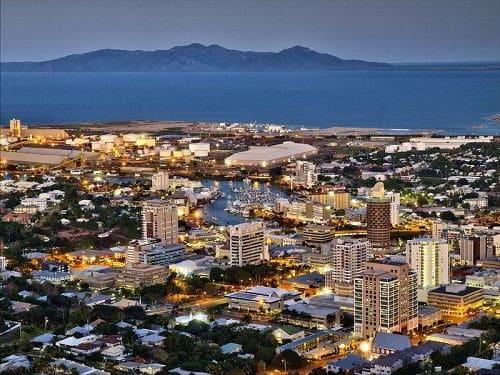 Thành phố Townsville Úc