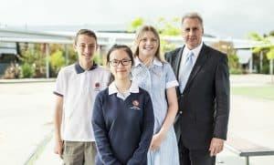 nước Úc|Trường Trung học Alkira