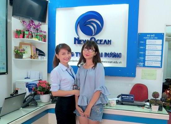 Bạn Trần Thị Thu Hiền nhận Visa Stenden