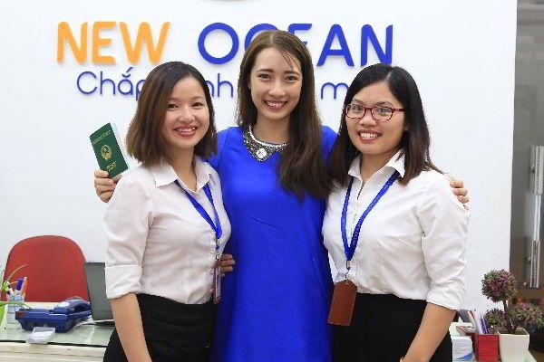 Bạn Nguyễn Thị Xuân Phương visa du học Trường NHL Stenden