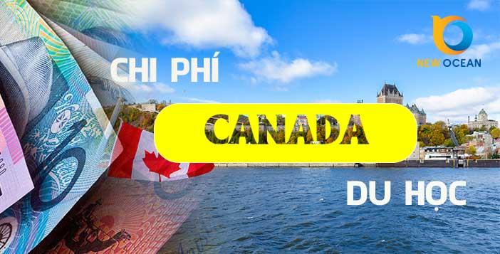 Chi phi du hoc Canada