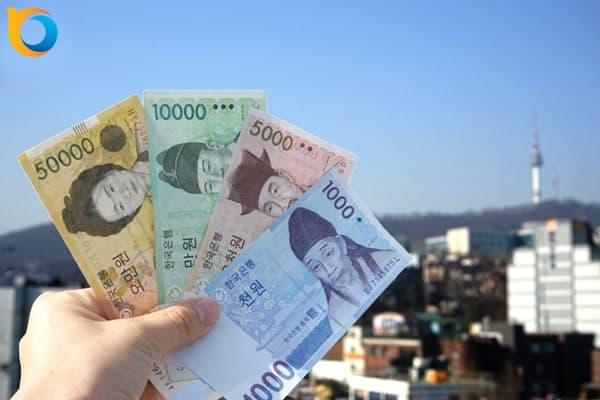 Toàn bộ chi phí du học Hàn Quốc 2020 hết bao nhiêu tiền?