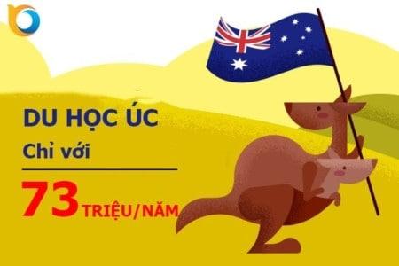 Du học Úc với chi phí tiết kiệm