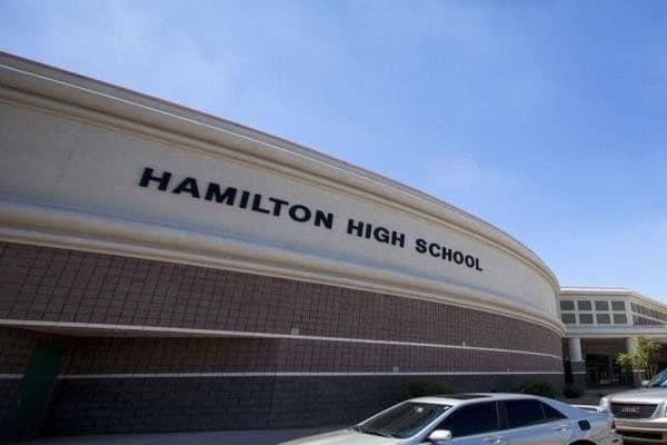 Trường phổ thông trung học công lập Hamilton