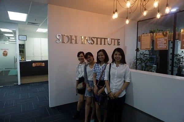 Học bổng học viện SDH giá trị lên đến hàng nghìn đô la