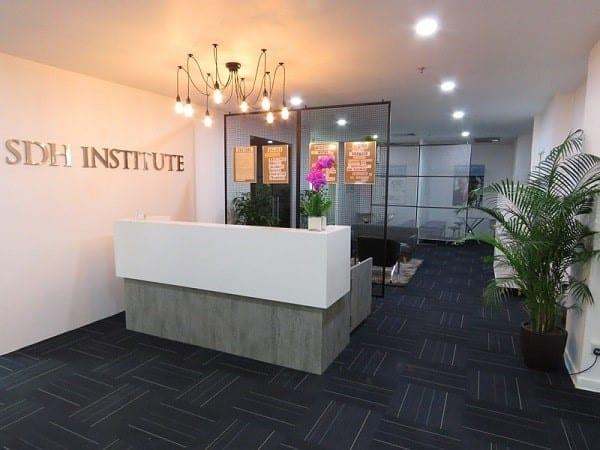Học viện SDH học viện đào tạo du lịch nhà hàng khách sạn hàng đầu Singapore