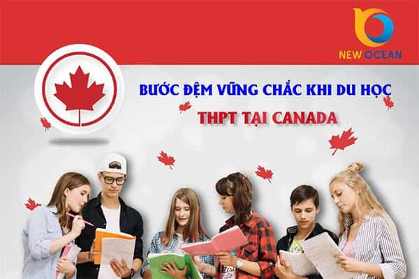 Bước đệm vững chắc khi du học THPT tại Canada