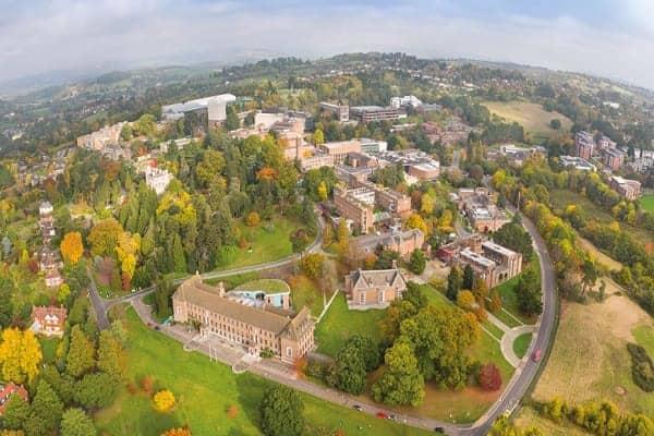 Tổng quan một số cơ sở của đại học Exeter