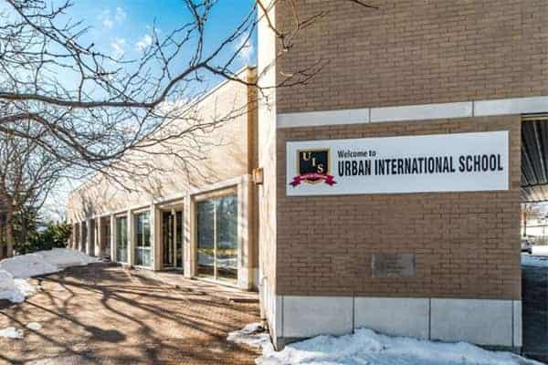 Trường phổ thông Urban International School