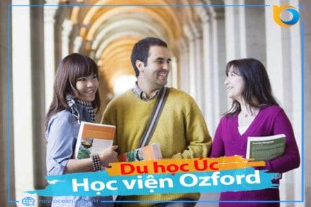 Du học Úc tại Học viện giáo dục Đại học Ozford