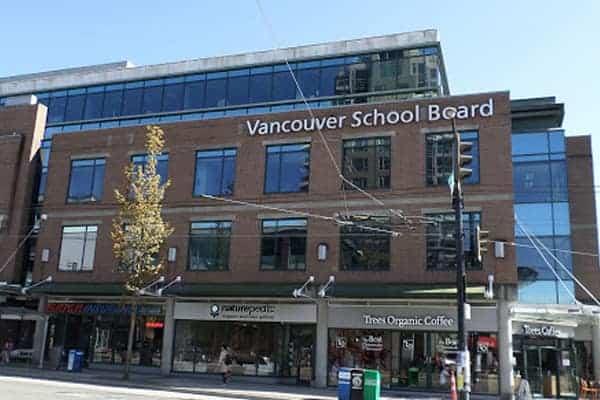 Hội Đồng Trường Vancouver