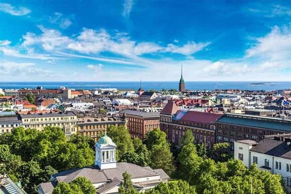 Phần Lan - Một trong những đất nước an toàn và đáng sống nhất thế giới