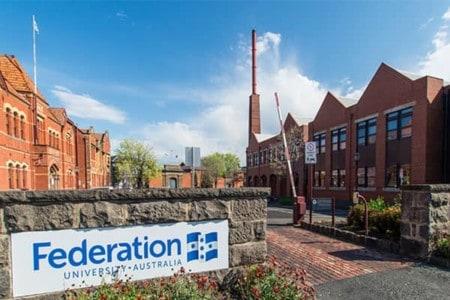 Trường Đại học Ballarat nay đổi tên thành trường Federation