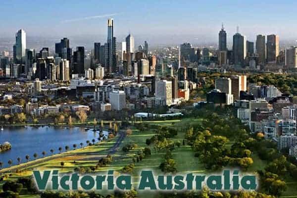 Trường nằm tại bang Victoria Úc