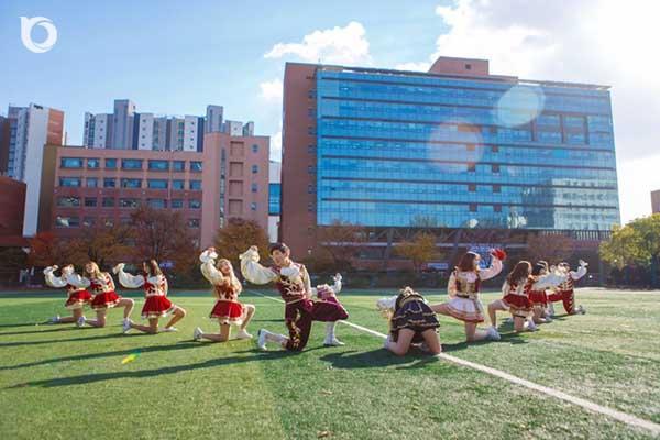Hoạt động ngoại khóa tại trường Đại học Sogang, Hàn Quốc