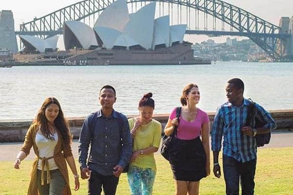Du học sinh quốc tế có thể quay trở lại Úc vào tháng 7 tới