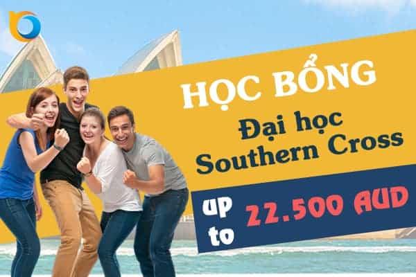 Học bổng du học Úc từ trường Đại học Southern Cross lên đến 22.500 AUD