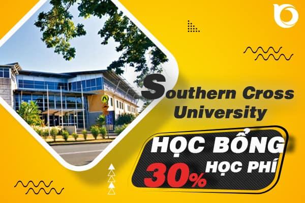 Học bổng Southern Cross University