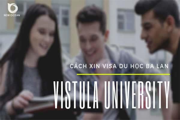 Cách xin VISA du học Ba Lan trường Đại học Vistula