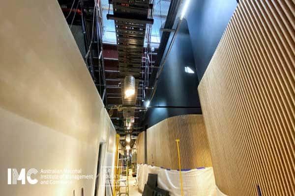 Campus công nghệ của học viện IMC, Úc đang trong quá trình hoàn thiện