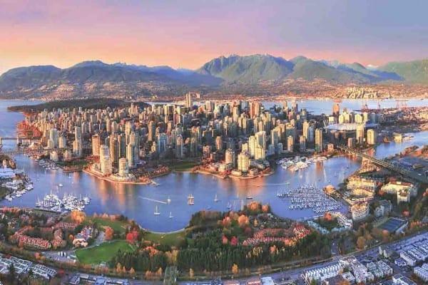 Thành phố Vancouver, Canada