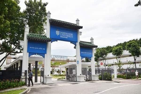 Trường Đại học James Cook Singapore