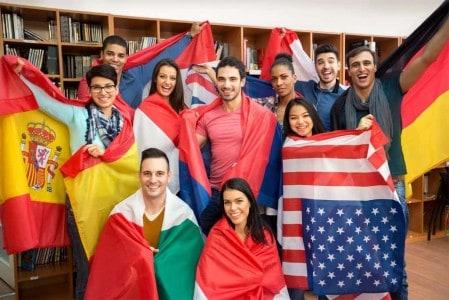 Đây là tín hiệu đáng mừng cho sinh viên quốc tế