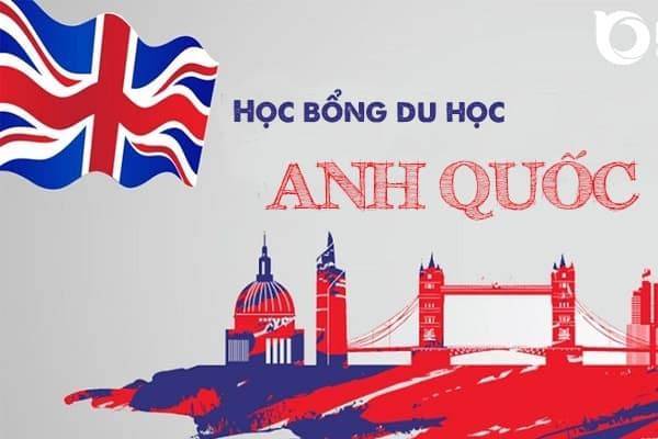 Nhiều chương trình học bổng du học Anh Quốc hấp dẫn