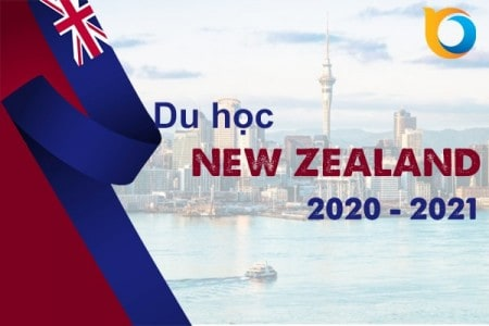 Du học New Zealand 2020 - 2021