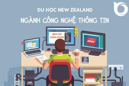 Du học New Zealand ngành Công nghệ thông tin