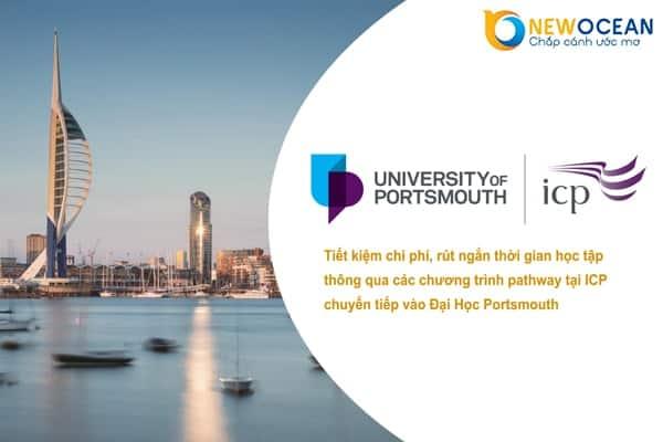 Chương trình pathway tại ICP liên kết với Đại học Portsmounth