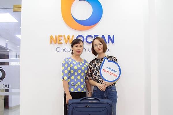 Visa du học Hàn Quốc Đặng Thu Hương