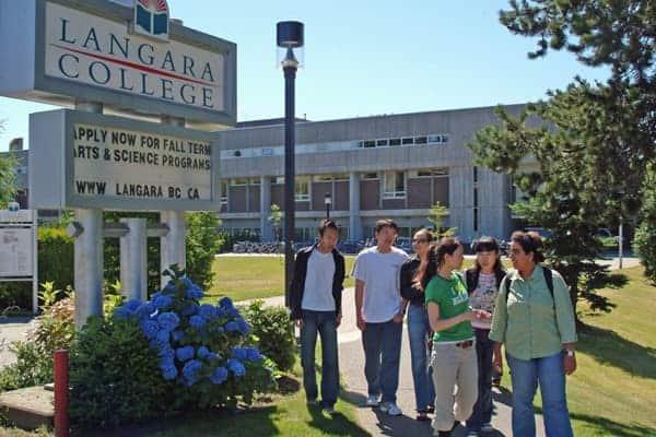 Trường cao đẳng nổi tiếng tại Vancouver