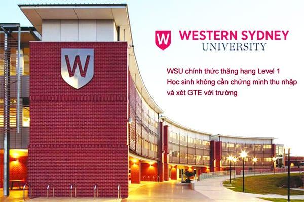 WSU chính thức thăng hạng từ tháng 4/2020