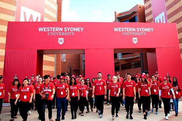 Western Sydney University - Top 10 trường Đại học Úc