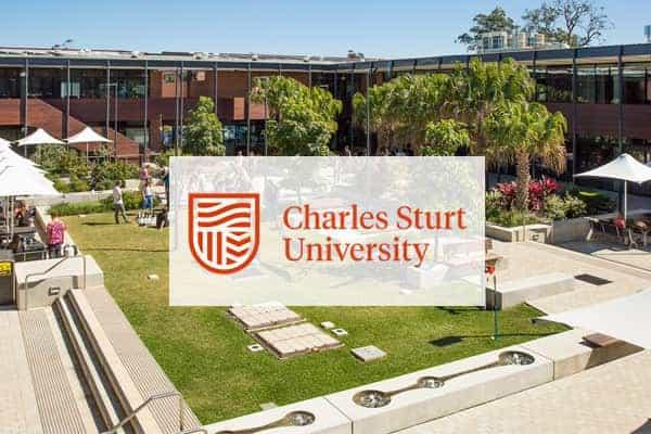 : Học bổng lên đến 10,800 AUD của trường đại học Charles Sturt, Úc