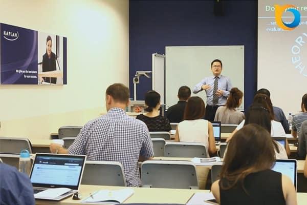 Chương trình giảng dạy đạt tiêu chuẩn quốc tế