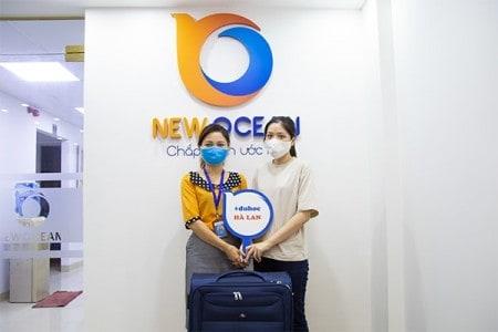Phạm Thịnh An Du học Hà Lan