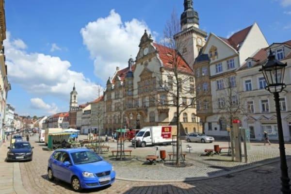 Trường có trụ sở duy nhất tại thị trấn Werdau, thành phố Zwickau, bang Sachsen