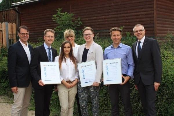 Trường đào tạo Dehoga Thuringen với nhiều thành tích xuất sắc