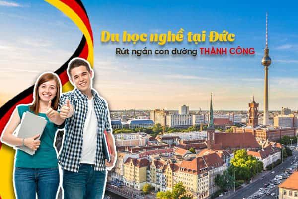 Du học nghề tại Đức – Rút ngắn con đường thành công
