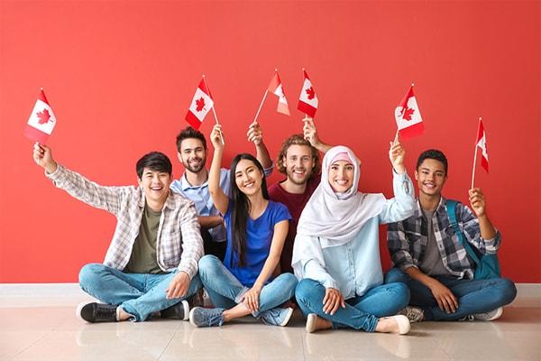 Sinh viên quốc tế góp phần phát triển đất nước Canada