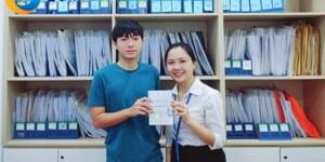 Visa du học Hà Lan dành cho Lê Văn Đức Phát