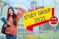 Học bổng du học Úc và New Zealand từ Study Group năm 2021